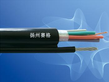 自承式电缆