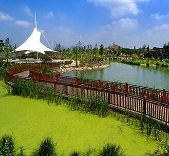长广溪湿地公园