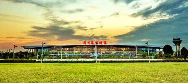 beplay客服页面重资投放扬泰国际机场广告,塑立品牌新形象,迎接七十年大庆!